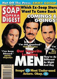 Soap Opera Digest - June 10, 1997