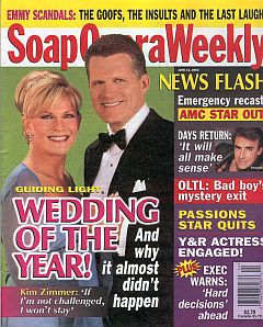 Soap Opera Weekly June 11, 2002