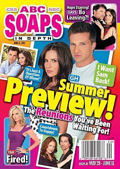 ABC Soaps In Depth June 11, 2012