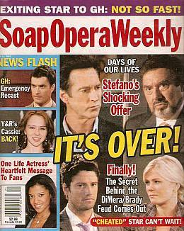 Soap Opera Weekly June 12, 2007