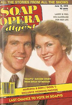 June 12, 1979 issue of Soap Opera Digest