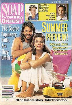 June 12, 1990 Soap Opera Digest
