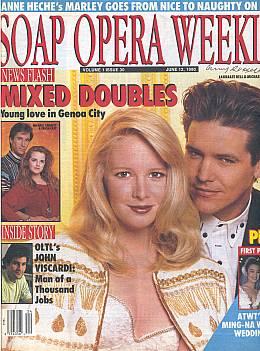 June 12, 1990 Soap Opera Weekly
