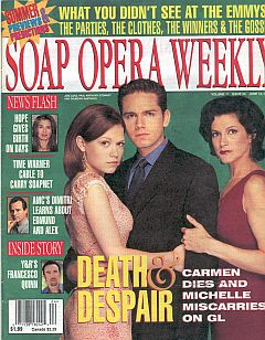Soap Opera Weekly June 13, 2000