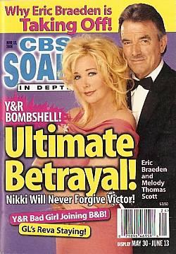 CBS Soaps In Depth June 13, 2006