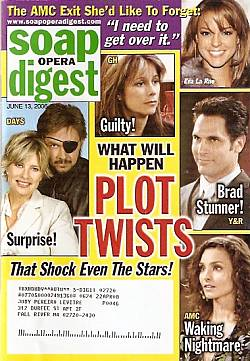 Soap Opera Digest June 13, 2006