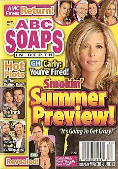 ABC Soaps In Depth June 13, 2011
