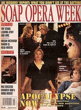 Soap Opera Weekly June 13, 1995