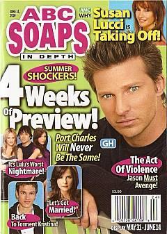 ABC Soaps In Depth June 14, 2010