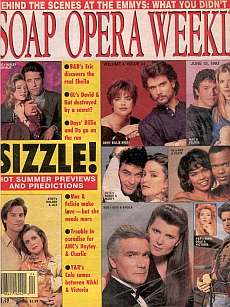 Soap Opera Weekly June 15, 1993