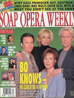 Soap Opera Weekly June 15, 1999