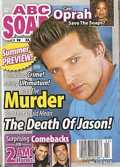 ABC Soaps In Depth June 16, 2008