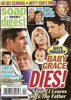 Soap Opera Digest June 16, 2009