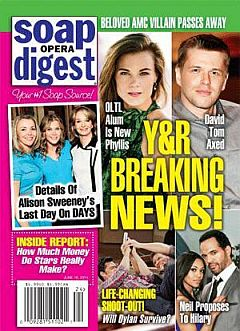 Soap Opera Digest June 16, 2014
