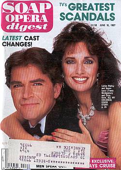 Soap Opera Digest June 16, 1987