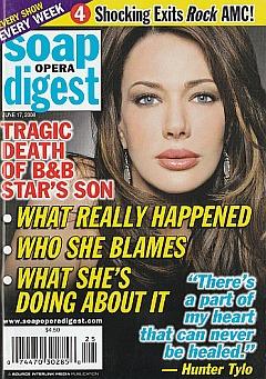 Soap Opera Digest June 17, 2008