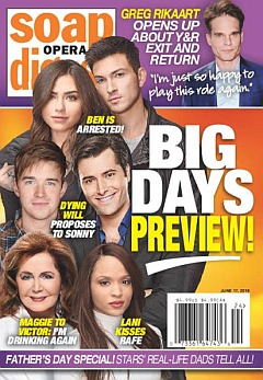 Soap Opera Digest June 17, 2019