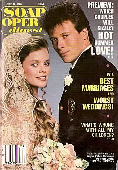 June 17, 1986 Soap Opera Digest
