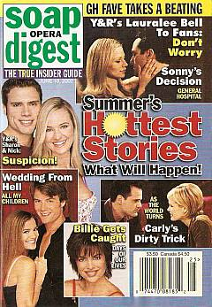 Soap Opera Digest June 18, 2002