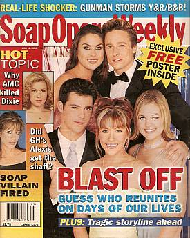 Soap Opera Weekly June 18, 2002