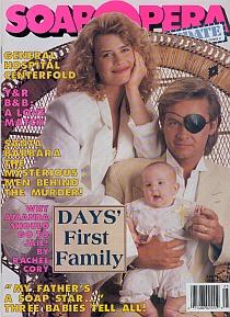 Soap Opera Update June 18, 1990