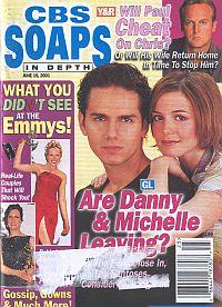 CBS Soaps In Depth June 19, 2001