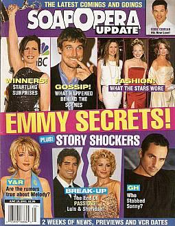 Soap Opera Update June 19, 2001