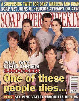 Soap Opera Weekly June 19, 2001
