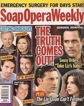 Soap Opera Weekly June 19, 2007