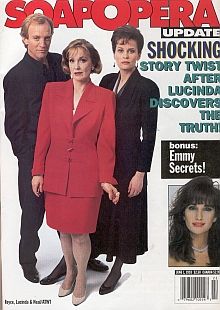 Soap Opera Update June 1, 1993