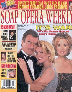 Soap Opera Weekly June 20, 2000