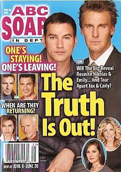 ABC Soaps In Depth June 20, 2006