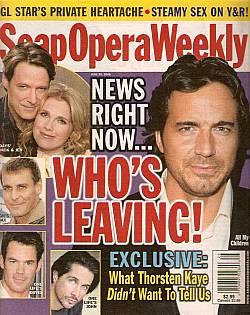 Soap Opera Weekly June 20, 2006
