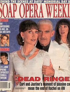 Soap Opera Weekly June 20, 1995