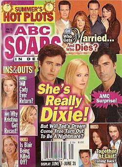 ABC Soaps In Depth June 21, 2005