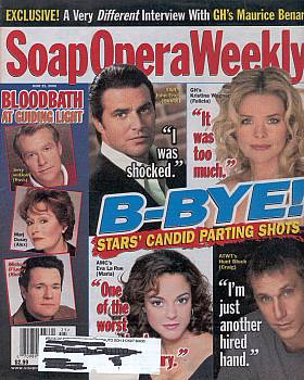 Soap Opera Weekly June 21, 2005