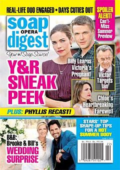Soap Opera Digest June 2, 2014