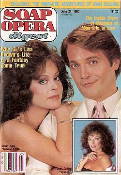 June 21, 1983 Soap Opera Digest