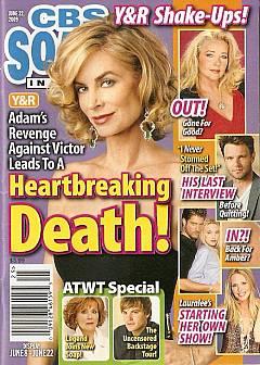 CBS Soaps In Depth June 22, 2009