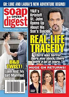Soap Opera Digest June 22, 2015