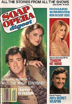 Soap Opera Digest - June 22, 1982