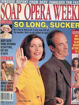 Soap Opera Weekly June 22, 1993