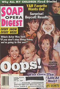 Soap Opera Digest - June 22, 1999