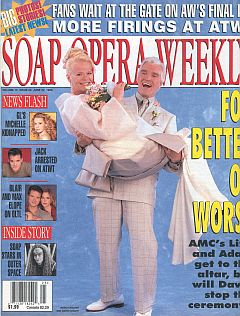 Soap Opera Weekly June 22, 1999