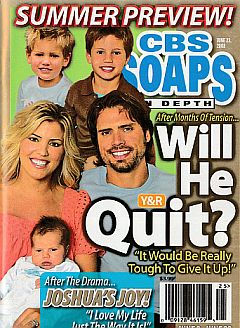 CBS Soaps In Depth June 23, 2008