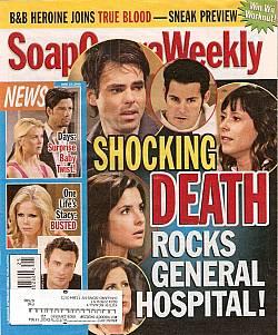 Soap Opera Weekly June 23, 2009