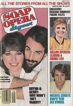 June 23, 1981 issue of Soap Opera Digest