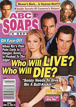 ABC Soaps In Depth June 24, 2003