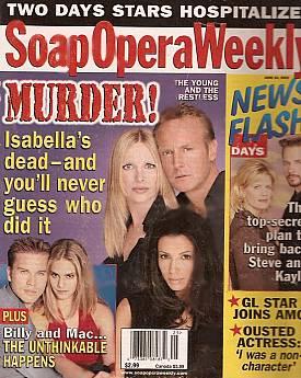 Soap Opera Weekly June 24, 2003