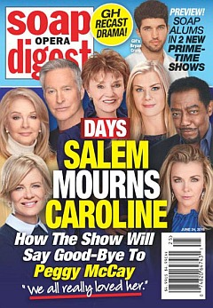 Soap Opera Digest June 24, 2019